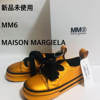 MM6 - 新品未使用 MM6 MAISONMARGIELA スニーカー