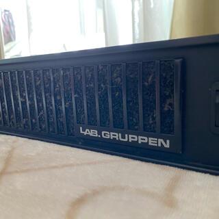 LAB.GRUPPEN IP2100 ラブグルッペン パワーアンプ 動作確認済み(パワーアンプ)