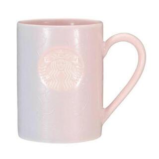 Starbucks Coffee - スタバ さくら マグカップ 2021 マグバーティカルグラデーション 355ml