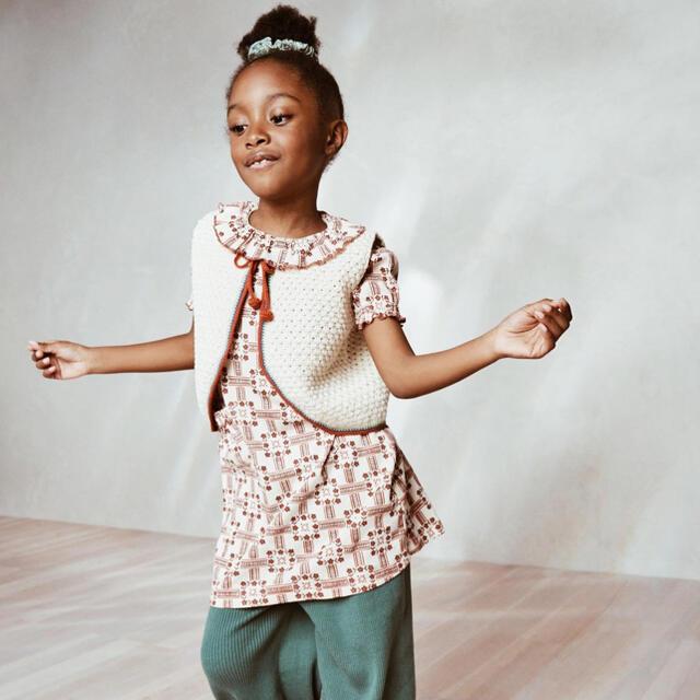 Caramel baby&child (キャラメルベビー&チャイルド)のmisha and puff 3-4y キッズ/ベビー/マタニティのキッズ服女の子用(90cm~)(ワンピース)の商品写真