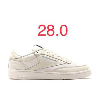 Reebok - 【28.0】PIZZA SLICE × REEBOK CLUB C 85