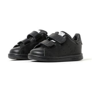 アディダス(adidas)の各サイズあり❤️2016秋冬モデル❤️アディダス スタンスミス❤️ブラック(スニーカー)