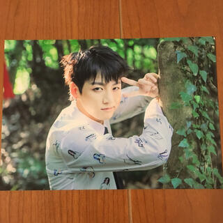 防弾少年団(BTS) -  BTS 展示会 butterfly dream 生写真 ジョングク