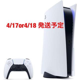 PlayStation - プレイステーション5 PS5 本体 ディスクドライブ搭載モデル 新品未使用