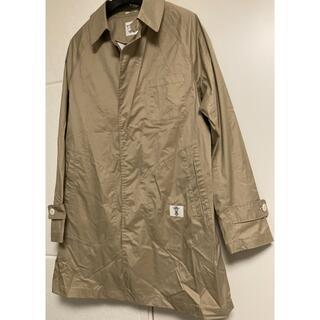 BEDWIN - BEDWIN ナイロン コート size3(L)ベージュ