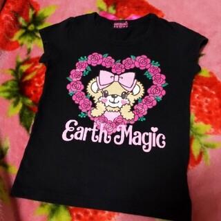 アースマジック(EARTHMAGIC)の京都限定 ローズマフィTシャツ(Tシャツ/カットソー)
