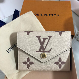 LOUIS VUITTON - 新品 LOUIS VUITTON ポルトフォイユ・ヴィクトリーヌ