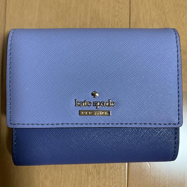 kate spade new york(ケイトスペードニューヨーク)のkate spade ケイトスペード 二つ折り財布 レディースのファッション小物(財布)の商品写真