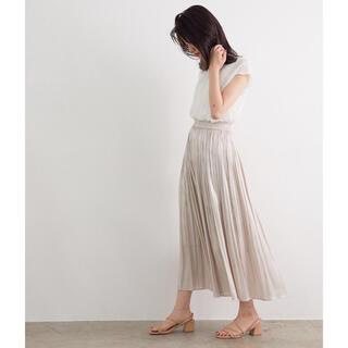 ヴィス(ViS)のロングスカート Sサイズ vis(ロングスカート)