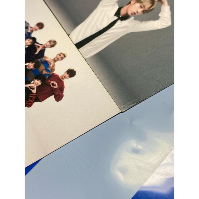 防弾少年団(BTS)(ボウダンショウネンダン)のBTS ペンミ 君に届く ジン JIN トレカ army アーミーブース エンタメ/ホビーのタレントグッズ(アイドルグッズ)の商品写真