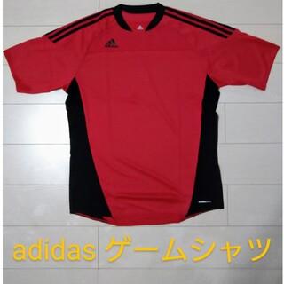 アディダス(adidas)の【新品未使用】adidas アディダス ゲームシャツ【XOサイズ】(ウェア)