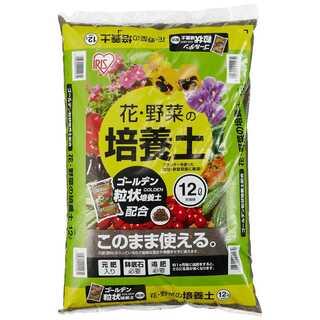 培養土 花・野菜の培養土 12L(その他)