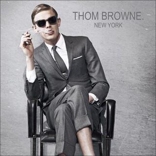 トムブラウン(THOM BROWNE)のTHOM BROWNE トムブラウン super120s クラシックスーツ(セットアップ)