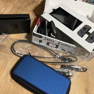 Nintendo Switch - 任天堂 Switch  本体 おまけ付き