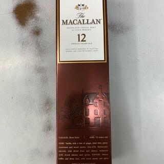 マッカラン12年旧ボトル