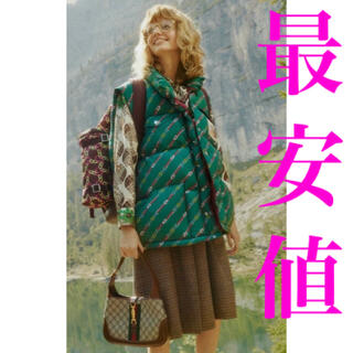 グッチ(Gucci)の最終価格!GUCCI THE NORTH FACE シルク ボウタイ付ブラウス(シャツ/ブラウス(長袖/七分))