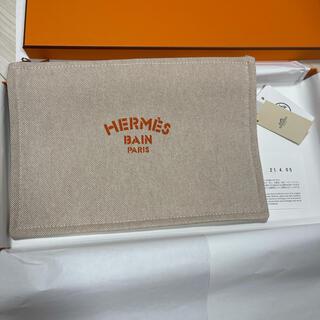 Hermes - ポーチ 《ニュー・ヨッティング》 GM