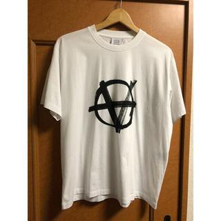 バレンシアガ(Balenciaga)のvetements 20ss WAH20TR313 未使用(Tシャツ/カットソー(半袖/袖なし))