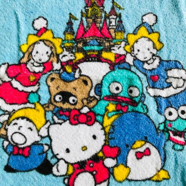 サンリオ(サンリオ)のサンリオ タオル エンタメ/ホビーのアニメグッズ(タオル)の商品写真
