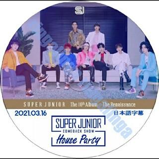 SUPER JUNIOR♥️ DVD カムバックショー 日本語字幕