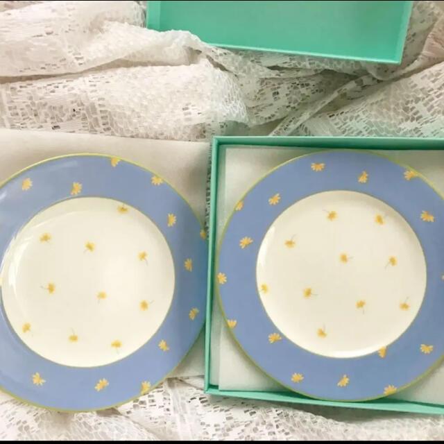 Tiffany & Co.(ティファニー)の新品 ティファニー バレー ペアプレート インテリア/住まい/日用品のキッチン/食器(食器)の商品写真