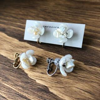 754 earrings(ピアス)