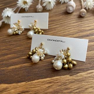 750 earrings(ピアス)
