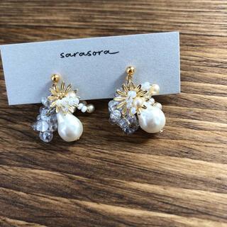 748 earrings(ピアス)