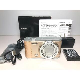 CASIO - カシオ EXILIM EX-ZR1800 GD ゴールド