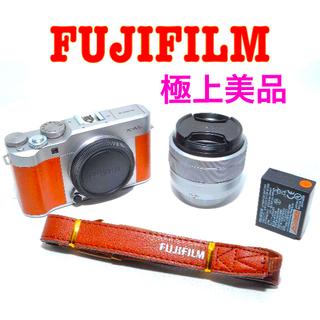 富士フイルム - FUJIFILM  X-A5レンズキット ブラウン X-A5LK-BW