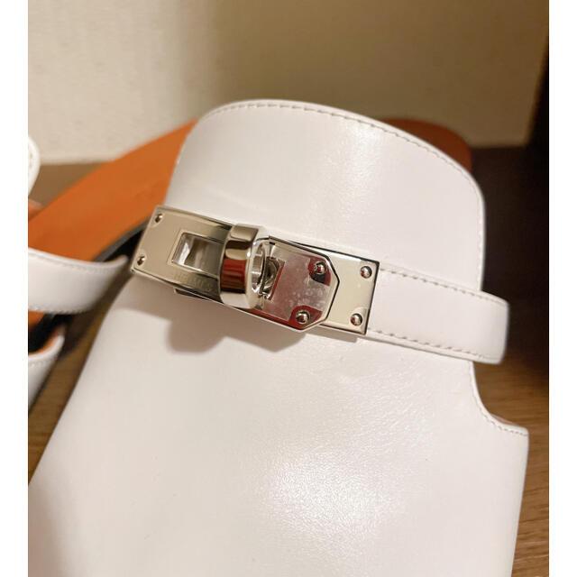 Hermes(エルメス)のHERMES エルメス 今季 キャンディ サンダル 36 レディースの靴/シューズ(サンダル)の商品写真