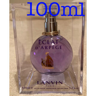 LANVIN - ランバン エクラドゥ アルページュ EDP  100ml  【新品未使用】