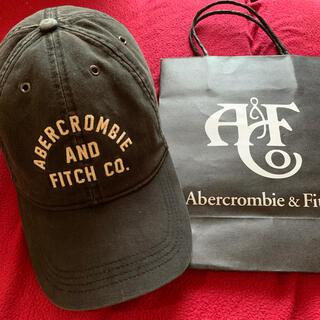 Abercrombie&Fitch - アバクロキャップ【定番モデルBLACK.週末限定価格】