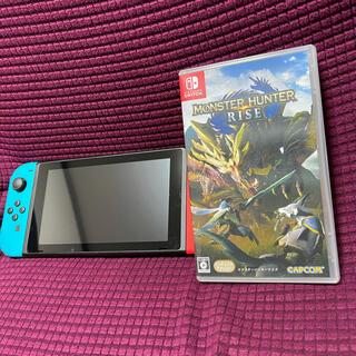 Nintendo Switch - Switch 拡張版 モンスターハンターライズ