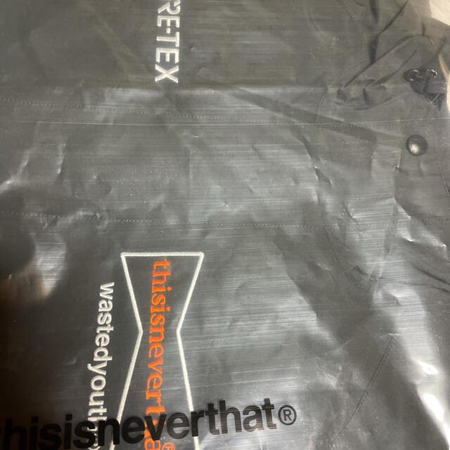 GDC(ジーディーシー)の新品 thisisneverthat × Wasted youth Jacket メンズのジャケット/アウター(ナイロンジャケット)の商品写真