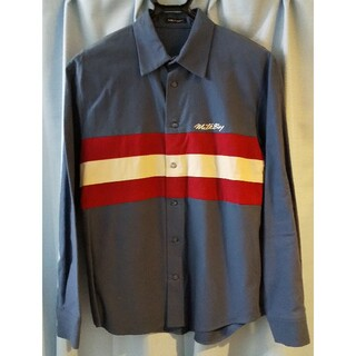 MILKBOY - MILKBOY ミルクボーイ  長袖シャツ 刺繍
