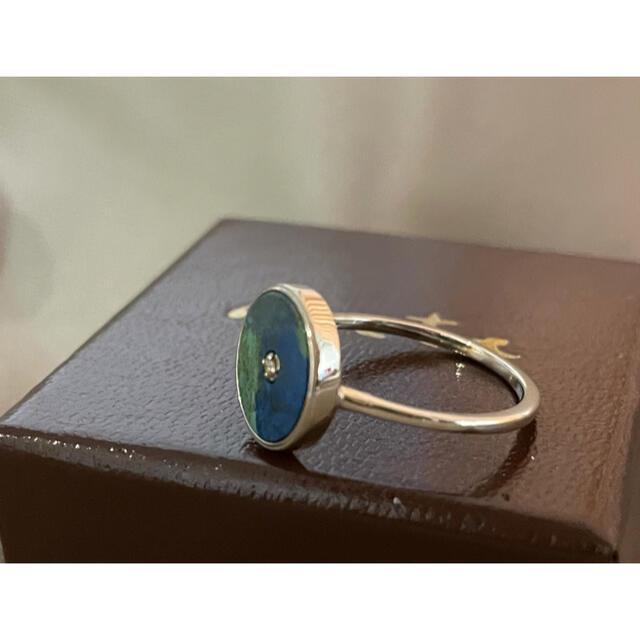 agete(アガット)の【美品】アガット リング レディースのアクセサリー(リング(指輪))の商品写真