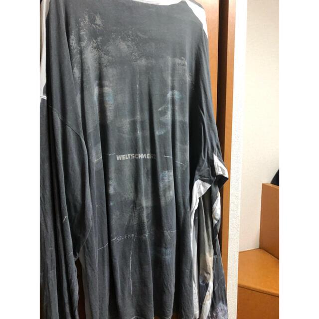 Balenciaga(バレンシアガ)のVETEMENTS WELTSCHMERZ  メンズのトップス(Tシャツ/カットソー(七分/長袖))の商品写真