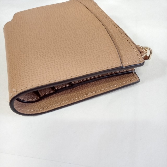 kate spade new york(ケイトスペードニューヨーク)のケイト・スペード コンパクト財布 超美品! レディースのファッション小物(財布)の商品写真