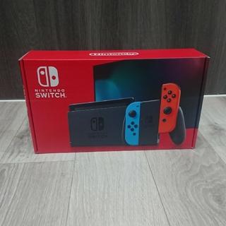 Nintendo Switch - 【新品未開封】ニンテンドースイッチ Switch 本体 ネオン