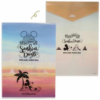 Disney - 【新品】ディズニー クリアホルダー SunshineDays サンシャインデイズ