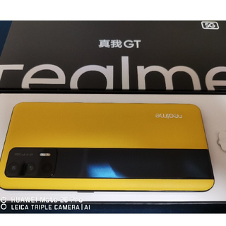 ANDROID - Realme GTと専用game pad