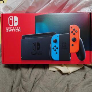 Nintendo Switch - 新型Nintendo Switch 本体 中古 美品