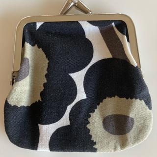 マリメッコ(marimekko)のマリメッコ がま口お財布(財布)