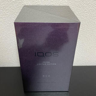 IQOS 3 DUO PRISM LIMTED EDITION 数量限定品 新品