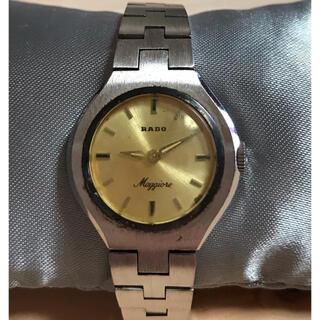 ラドー(RADO)のラドー レディース Maggiore 手巻き(腕時計)
