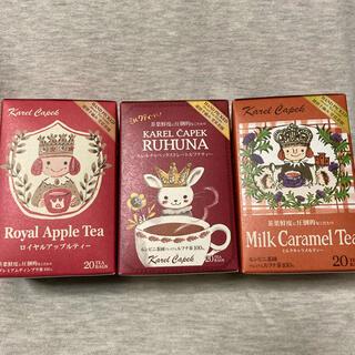 カレルチャペック紅茶 3箱セット