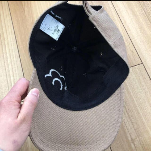 MARY QUANT(マリークワント)のマリークワント キャップ レディースの帽子(キャップ)の商品写真