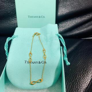Tiffany & Co. - ティファニー インフィニティブレスレット 美品