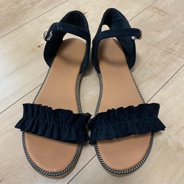 31 Sons de mode(トランテアンソンドゥモード)の31 Sons de mode サンダル 24.5cm レディースの靴/シューズ(サンダル)の商品写真